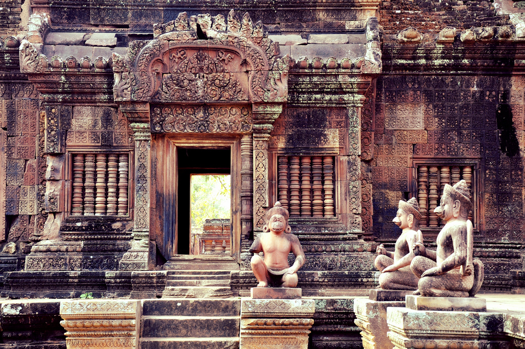 SIEM REAP – ANGKOR CYCLING TOURS 5 DAYS 4 NIGHTS