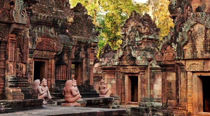 TEMPLE OF ANGKOR 4 Days 3 Nights
