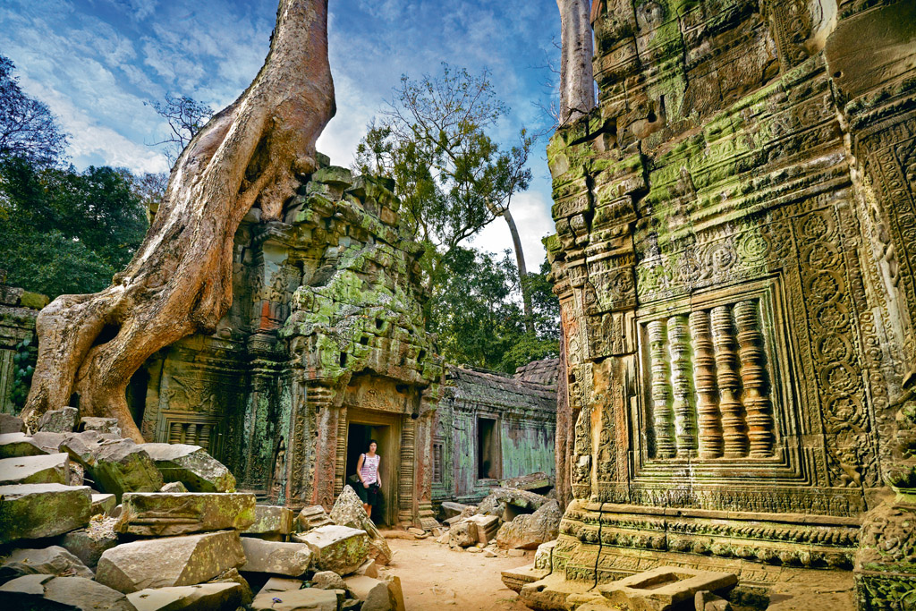AUTHENTICITY OF ANGKOR 5 DAYS 4 NIGHTS