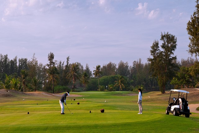 Siem Reap Golf Tours