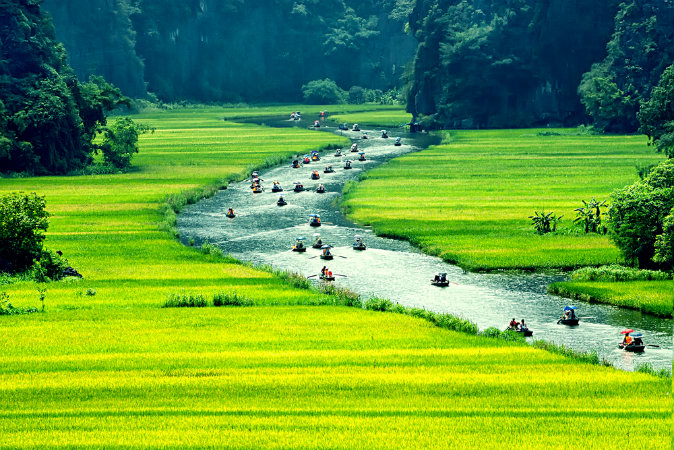 Wonderful Nature in The North of Vietnam 8 days 7 nights