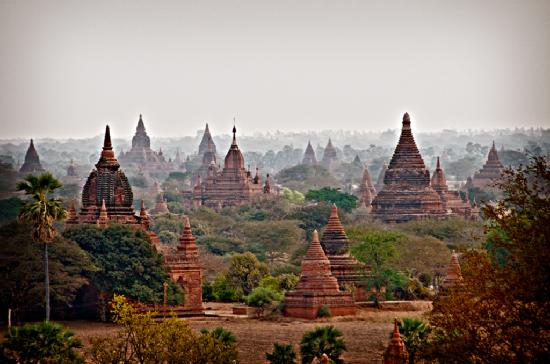 Myanmar Adventure 9 days