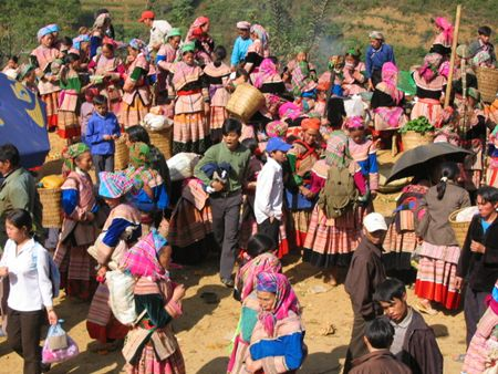 Sapa Local Markets 3 Days 4 Nights