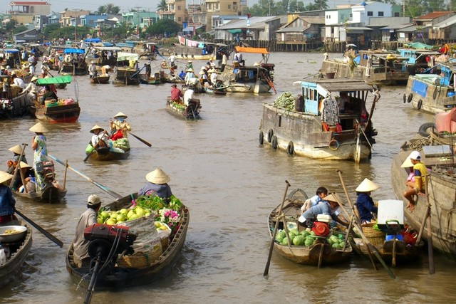Luxury Mekong Tour 4 Days