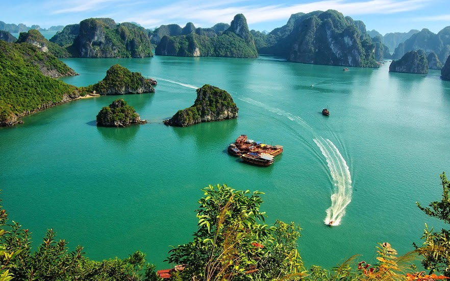 Halong Bay Daily Tour